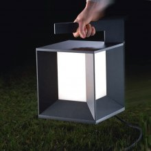 LED-Laterne Mineur, transportable