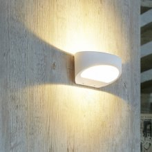 Brace - LED-Wandleuchte von my light, IP54