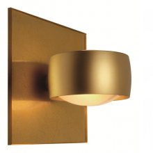 Wandleuchte Grace Unlimited Gold matt / Gold matt