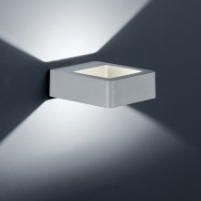 LED-Außenwandleuchte Reno Up & Down Light titan
