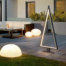 Stehleuchte Pine Outdoor inklusive LEDs