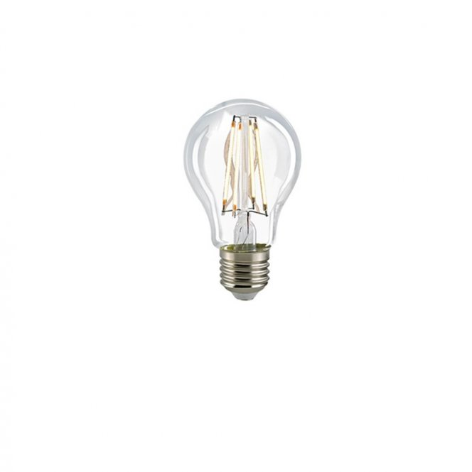A60 LED-Filament 12 Watt 1521Lumen, dimmbar